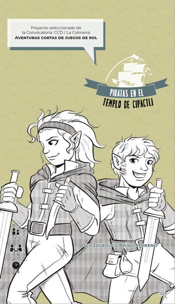 Piratas del templo